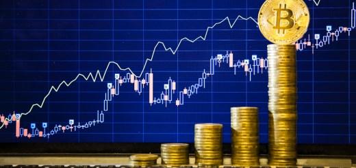 olden-Bitcoins-ladder-on-forex-chart-background